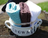 Knitted Spa Washcloths-Made To Order