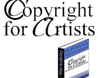 Copyright for Artists - ebook - Written by an Attorney/Jeweler