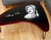 Tribute to Marilyn Booma - Coffee Table  Eames Era Mid Century Modern.