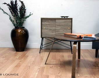 P 24-12 Circular Coffee table -  Mid Century Modern Design