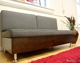 E.F. Sofa  Mid Century Modular seating system