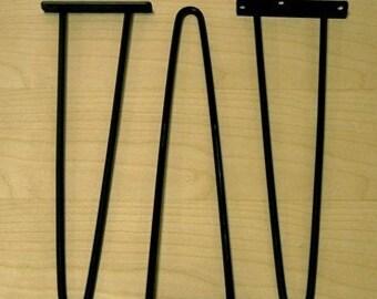 Hair pin legs 14 inch retro atomic classic style wow