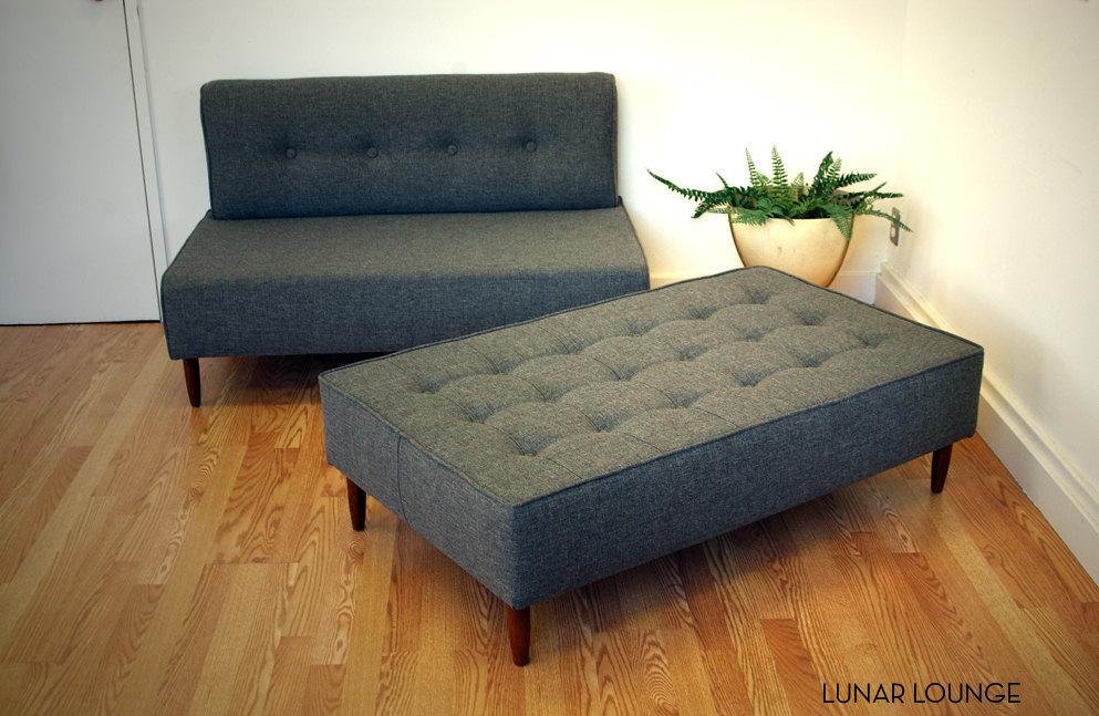 Bokz Button Top Sofa Set Set Love Seat And Sofa Bench Mid