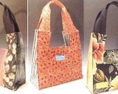 Scrap-Bags Original Handbag sewing pattern