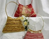 Moon Shine Designs Frilly Bag sewing pattern