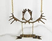 SALE The Last Frontier Necklace - 35% off