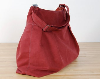 The Market Bag in Rosewood