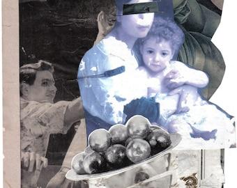 Secret History ...Collage