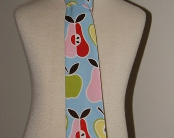 My Baby Boutique-Designer Boys Neck Tie-3-7-Apple and Pears