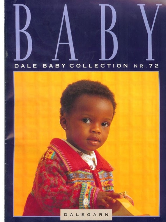 Dale Of Norway Knitting Pattern Books : Dale of Norway Baby Child Knitting Pattern Book NO. 72