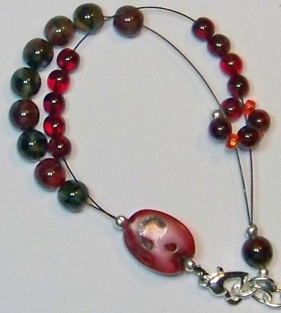 Knitting Row Counter Bracelet : Super sale carlotta row counter bracelet for knitting and