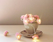 Jasmine Tea - Wild Roses Fairy lights