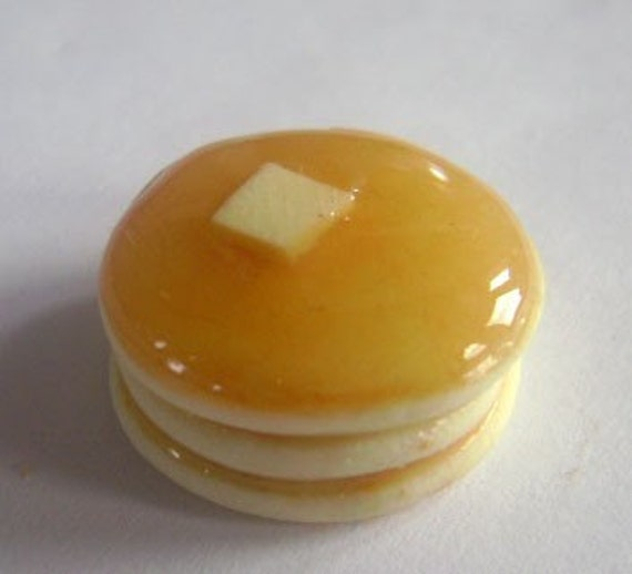 Scented Pancake Charm