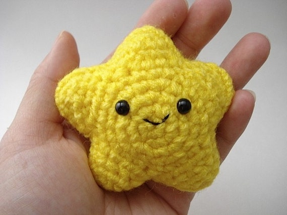 Wish upon a Star Amigurumi
