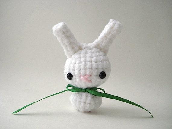 World Wildlife Foundation Moon Bun - Charity Amigurumi Bunny Rabbit
