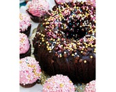 Sprinkle Cakes - 5 Postcard Set
