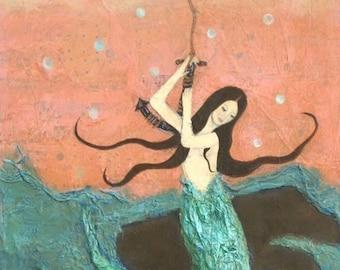 The Siren's One Wish