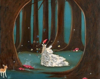 Into the Fairy Tale Forest