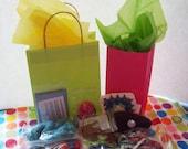 Fiber Art Sample Bag from EtsyFAST