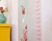 we all fly together Growth Chart - Made to Order