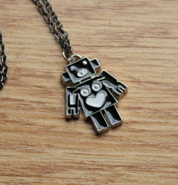 Necklace - My Robot Friend