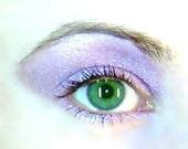 Eye Shadow Tassled Vegan Purple Pink  Sparkle Shimmer Mineral Makeup Pink Quartz Minerals