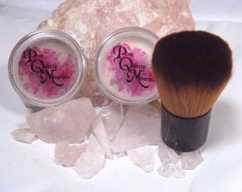 Large Foundation and Veil Combo with Large Vegan Kabuki Brush