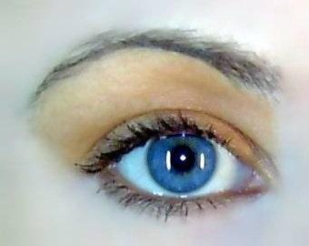 Vegan Mineral Makeup Eye Shadow  Eyeliner Eyeshadow Large Pumpkin Sand