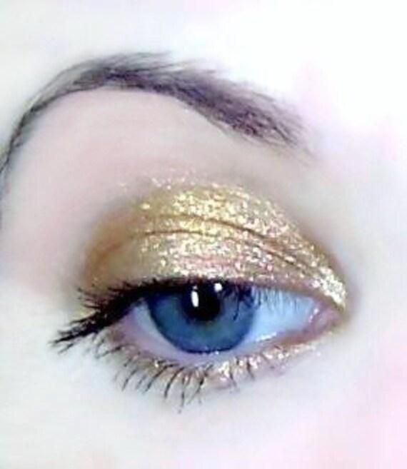 Mineral Makeup Summer Gold Eye Shadow
