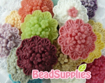 Waxflower Colorful Sampler, 45 pcs