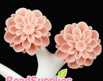 CA-CA-06520- Bloomson Pom Pom Mum , pink, 4 pcs