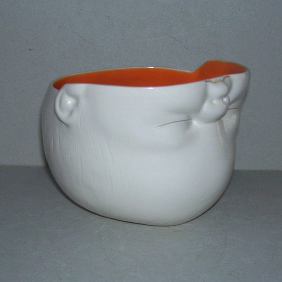 Upsidedown Baby Head Bowl