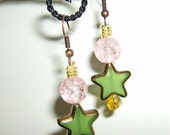 Starlit Cinderella Earrings