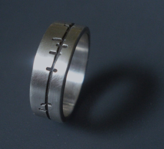 stitched ring