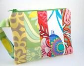 Zippered Wristlet-Amy Butler and Michael Miller Fabrics