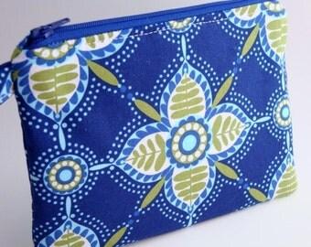 Zippered Wristlet-Michael Miller Fabrics