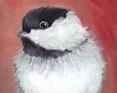 Chickadee - Original