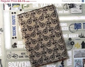 SALE Bicycle  Passport Holder