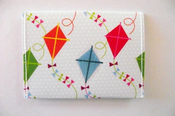 Fly a Kite wallet / cardholder