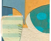 "Mini Original Art Collage - ""Window"" ACEO"