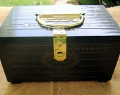 Genuine Excalibur Cigar Box Purse or Valet Box
