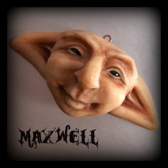 Maxwell - Polymer Clay Troll