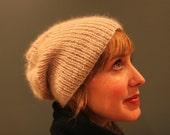 Waiting on Snowfall Hat Pattern