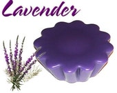 4 Lavender Tarts Wax Wickless Candle Melts Relaxing Scent