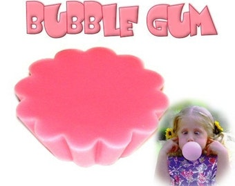 4 Bubble Gum Wax Tarts Wickless Candle Melts Fun Kid Scent
