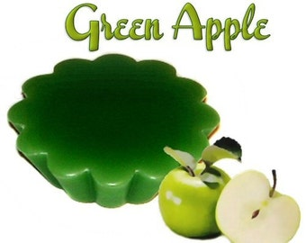 4 Green Apple Candle Tarts Potpourri Wickless Candle Melts Scented