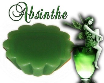 4 Absinthe Tarts Wickless Candle Melts Mysterious Liquor Scent