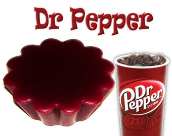 4 Dr Pepper Tarts Wickless Candle Melts Fruity Cola Soda Scent
