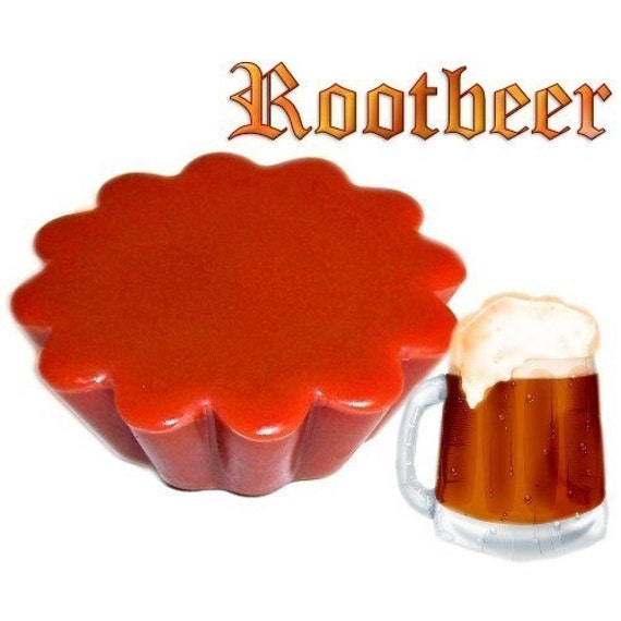 4 Rootbeer Tarts Wickless Candle Melts Frosty Drink Scent
