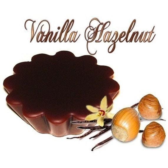 4 Vanilla Hazelnut Tarts Potpourri Wickless Candle Melts Nutty Scent